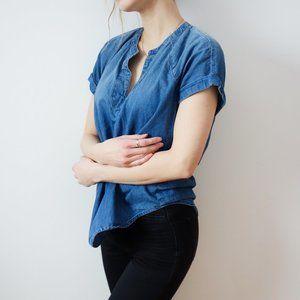 CALVIN KLEIN Jeans Tunic Top